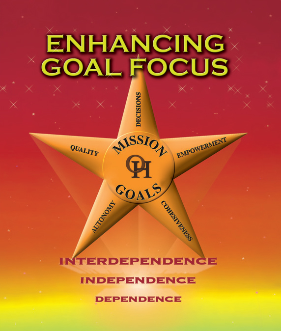Enhancing Goal Focus - Book Cover