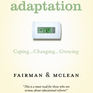 Adaptation - Book Cover
