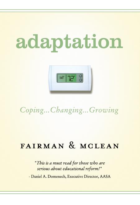Adaptation - Book Cover